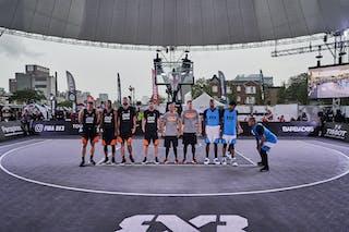 7 Jordan Baker (CAN) - 6 Kyle Landry (CAN) - 5 Jordan Jensen-whyte (CAN) - 3 Steve Sir (CAN) - 5 Benjamin Colon (PUR) - 4 Josue Erazo (PUR)