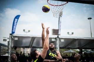 #7 Guedes Fabio, Team Rio, FIBA 3x3 World Tour Rio de Janeiro 2014, 27-28 September.
