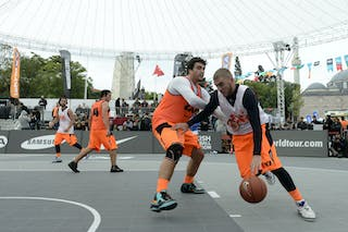 #5 Novi Sad (Serbia) 2013 FIBA 3x3 World Tour final in Istanbul