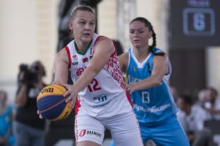 13 аnna Olkhovyk (UKR) - 12 Natallia Dashkevich (BLR)