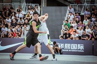 6 Masahiro Komatsu (JPN) - St Petersburg v Tokyo, 2016 WT Beijing, Pool, 16 September 2016