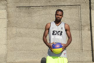 Taylor Zaire. Team NY Staten. 2014 World Tour Chicago.