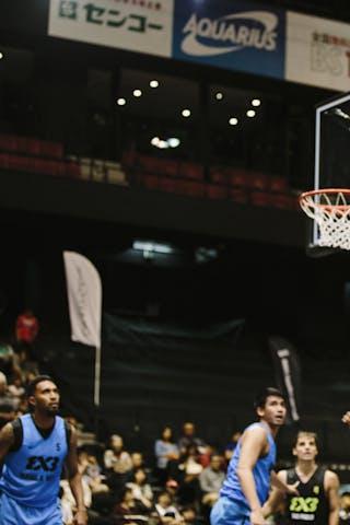 #6 Macetao Joao, Team Sao Paulo, FIBA 3x3 World Tour Final Tokyo 2014, 11-12 October.