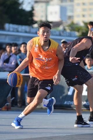 3 Tserenbaatar Enkhtaivan (MGL) - FIBA 3x3 juej challenger