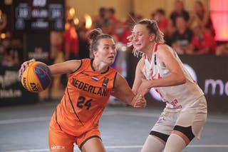 24 Myrthe Den Heeten (NED) - 10 Magdalena Maria Parysek-bochniak (POL)