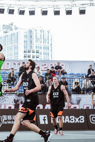 6 Kyle Landry (CAN) - 3 Mihailo Vasic (SRB)