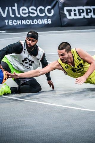 4 Dominique Jones (USA) - 3 Mihailo Vasic (SRB)