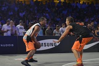 #3 Kranj (Slovenia) Final 2013 FIBA 3x3 World Tour Masters in Lausanne
