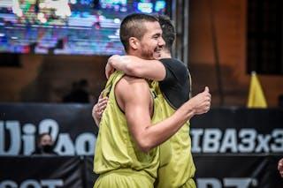 6 Stefan Kojic (SRB) - 3 Mihailo Vasic (SRB)