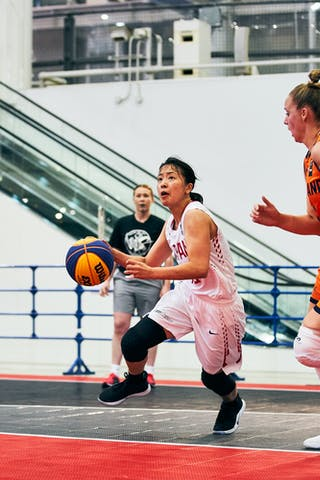 12 Naho Miyoshi (JPN) - Game5_Pool B_Japan vs Netherlands