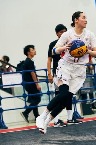 17 Nanami Seki (JPN) - Game2_Pool A_Japan U23 vs Mongolia
