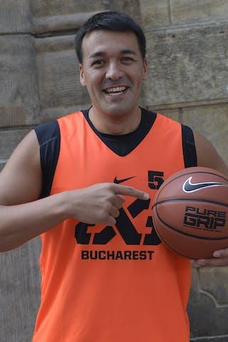 #5 Bucharest (Romania) 2013 FIBA 3x3 World Tour Masters in Prague