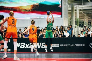 8 Alice Kunek (AUS) - Game5_Final_Netherlands vs Australia