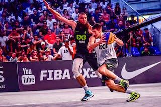 Liman v Paris, 2016 WT Lausanne, Semi final, 27 August 2016