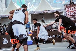 5 Jordan Jensen-whyte (CAN) - 0 Jordan Baker (CAN) - 6 Antoinne Morgano (USA) - 4 Marcel Esonwune (USA)