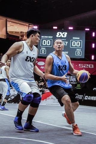 4 Junda Li (CHN) - 3 Zhang Ziyi (CHN)