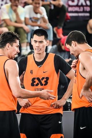7 Maksim Kovacevic (SRB) - 6 Stefan Kojic (SRB) - 4 Peng Yan (SRB) - 3 Mihailo Vasic (SRB)