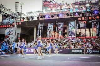 NoviSad AlWahda v Doha, 2015 WT Beijing, Semi final, 16 August 2015