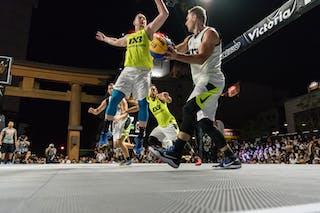 4 Jasmin Hercegovac (SLO) - Ljubljana v Novi Sad Al Wahda, 2016 WT Utsunomiya, Semi final, 31 July 2016