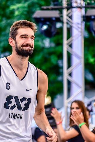 6 Stefan Kojic (SRB) - Liman v Manisa, 2016 WT Lausanne, Pool, 26 August 2016