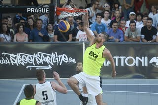 7 Blaz Cresnar (SLO) - Novi Sad Al Wahda v Ljubljana, 2016 WT Prague, Semi final, 7 August 2016