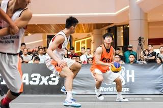 6 Yi Zheng (CHN) - 3 Yoshiyuki Matsuwaki (JPN)