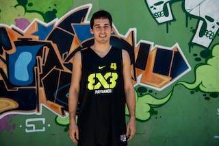 #4 Paysandu (Uruguay) 2013 FIBA 3x3 World Tour Rio de Janeiro