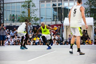 4 Sammy Monroe Ii (QAT) - Doha v Al Gharafa, 2016 WT Utsunomiya, Pool, 30 July 2016