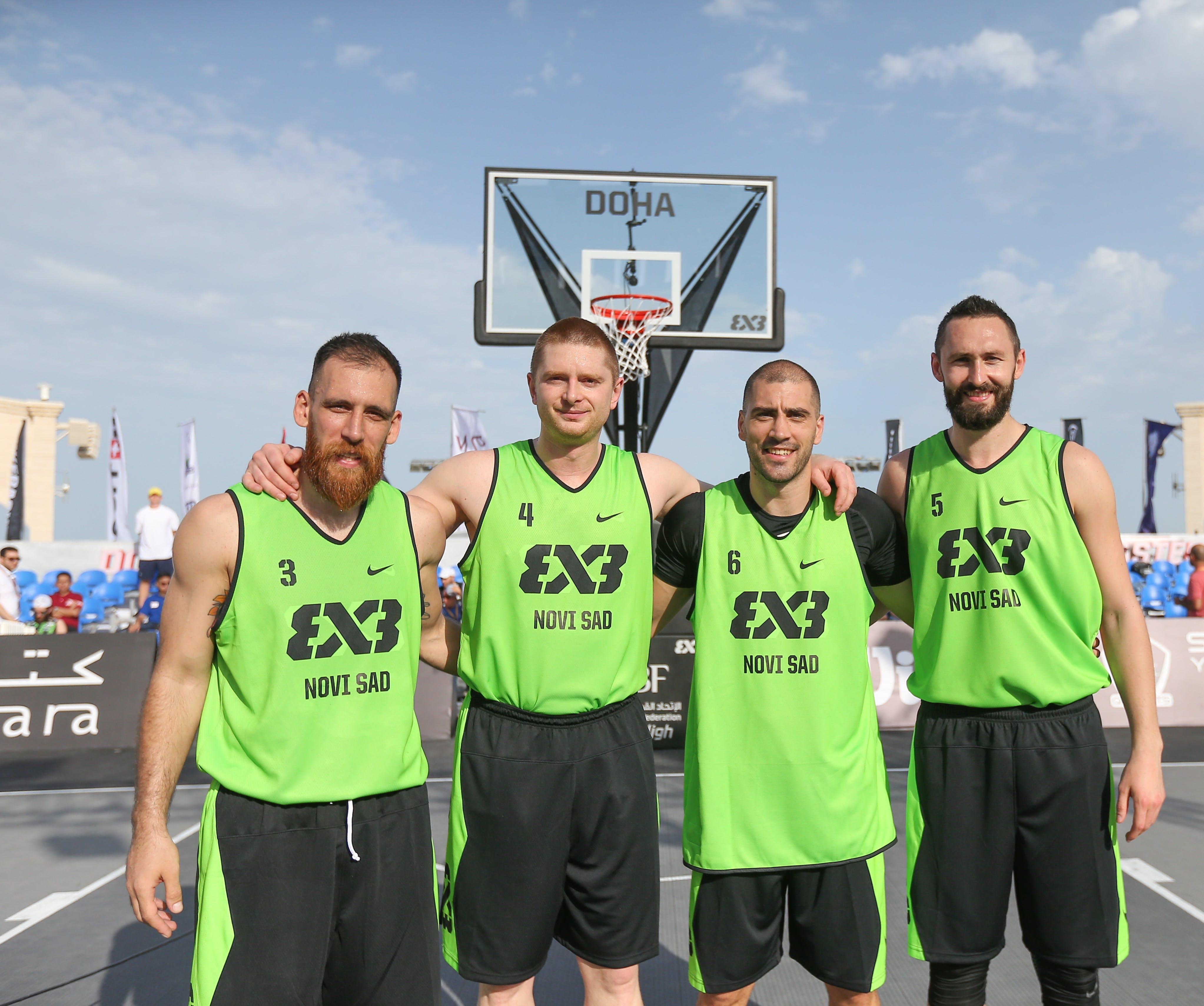 6 Dusan Bulut (SRB) - 5 Dejan Majstorovic (SRB) - 4 Marko Savić (SRB) - 3 Marko Zdero (SRB)
