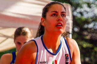 15 Arianna Zampieri (ITA)