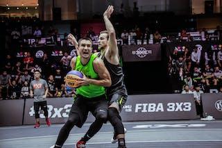 4 Stefan Stojačić (SRB) - 3 Kasper Averink (NED)