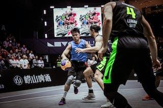 3 Zhiyang Zhang (CHN) - 4 Stefan Stojačić (SRB)