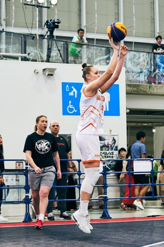 9 Esther Fokke (NED) - Game1_Mongolia vs Netherlands