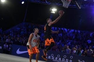#4 Brezovica (slovenia) 2013 FIBA 3x3 World Tour Masters in Lausanne
