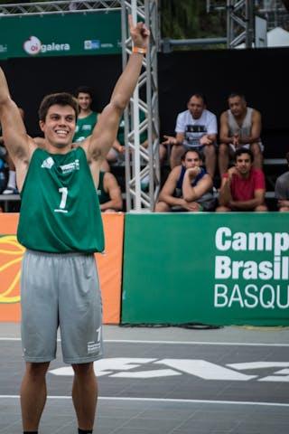 Rossetto Davi, FIBA 3x3 World Tour Rio de Janeiro 2014, 27-28 September.