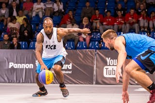 3 Ray Williams (GER)