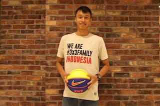 Muhammed Rizal Falconi 3x3 FIBA World Tour 2014 Manila #Medan #Indonesia