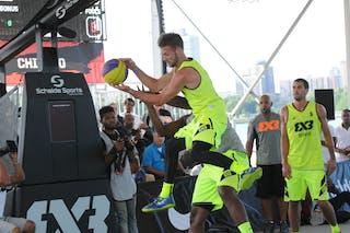 #4 Griffin Derek, Team Denver, FIBA 3x3 World Tour Tokyo Final 2014, 11-12 October