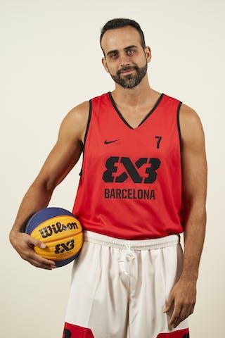 5 Ismael Reina (ESP)
