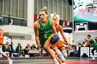 5 Maddie Garrick (AUS) - Game5_Final_Netherlands vs Australia