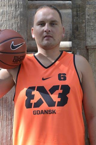 #6 Gdansk (Poland) 2013 FIBA 3x3 World Tour Masters in Prague