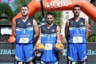 Odesa Basket  (Lipik Challenger 2019)