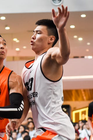 4 Tomoya Ochiai (JPN) - 3 Peidong Chen (CHN)
