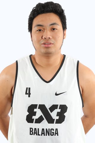 4 Alvin Pasaol (PHI)
