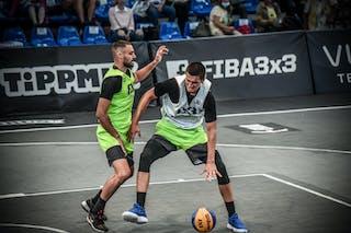 1 Bogdan Dragovic (SRB) - 6 Joey King (USA)