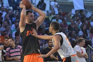 #6 Zagreb (Croatia) 2013 FIBA 3x3 World Tour Masters in Lausanne