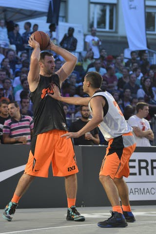 #6 Zagreb (Croatia) 2013 FIBA 3x3 World Tour Masters in Lausanne