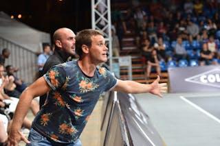 Kranj v Belgrade, 2016 WT Debrecen, Pool, 7 September 2016