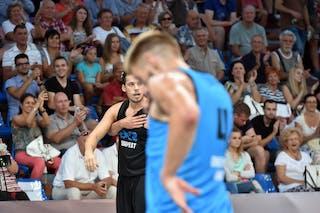6 Máté Mohácsi (HUN) - Budapest v Dnipro, 2016 WT Debrecen, Pool, 7 September 2016