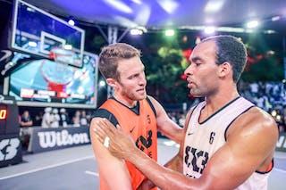 Oliver VOGT (Team Lausanne) & Patrick FRIMPONG (Team Utrecht), 2015 WT Lausanne, Pool, 28 August 2015
